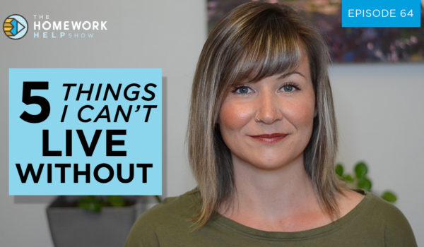 Cath Anne discusses 5 Things she Can't Live Without as a Freelance Writer,
