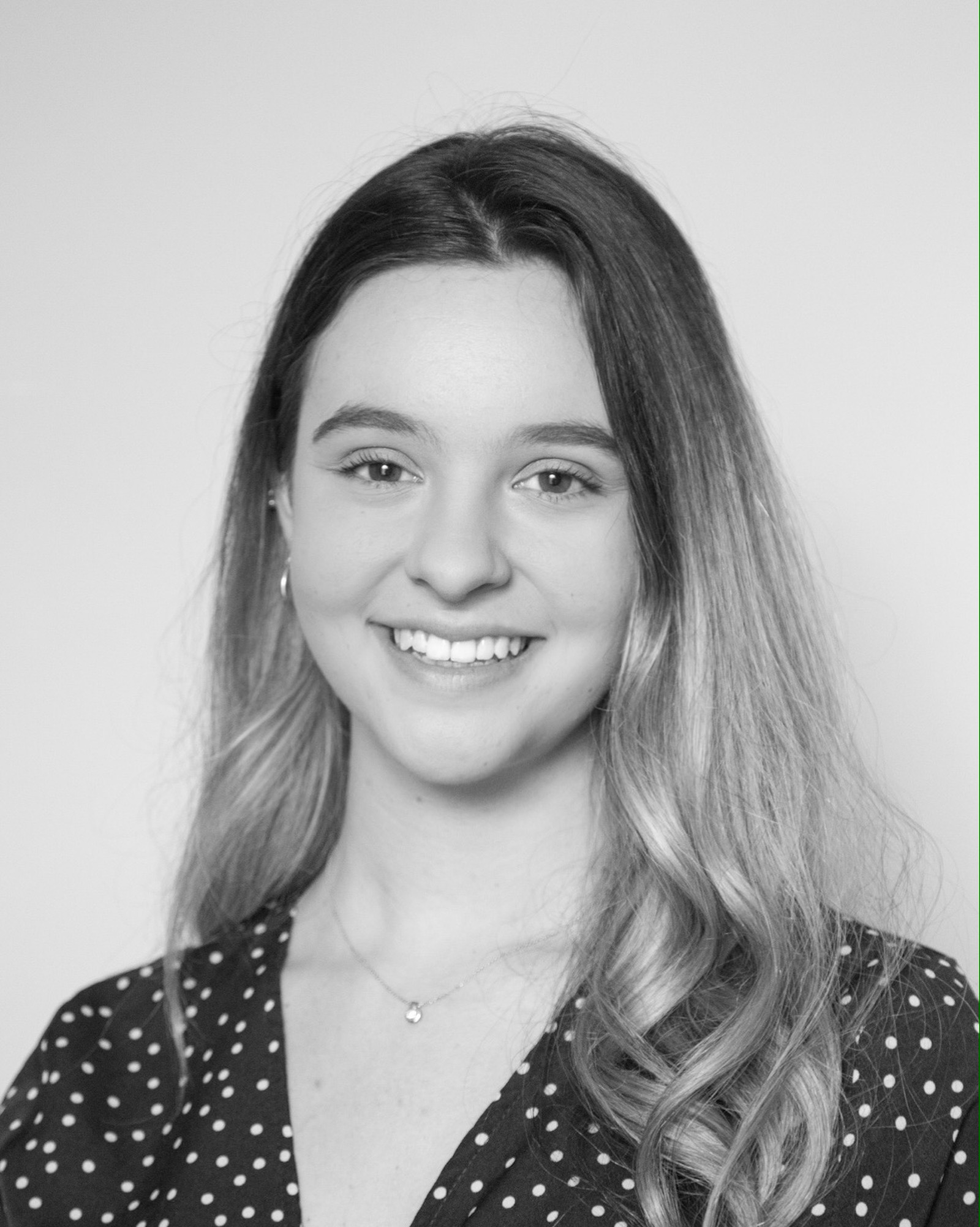 University of Exeter law graduate Tynika Thornton in a black and white photo